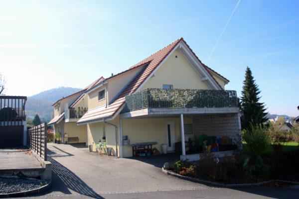2 EFH Neubauten, Starrkirch-Wil