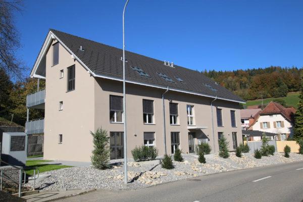 6 Fam. Haus Neubau, Bottenwil