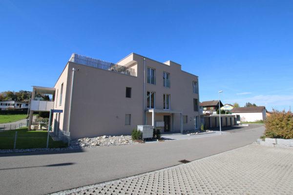 6 Fam. Haus Neubau, Kirchleerau