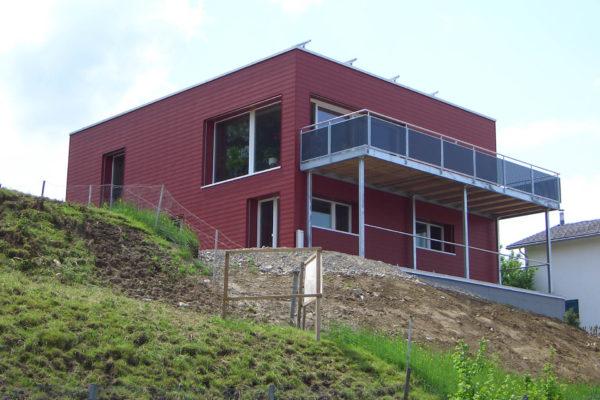EFH Neubau, Reinach AG