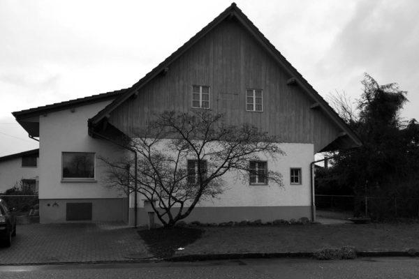 EFH Umbau, Schafisheim, vor Umbau