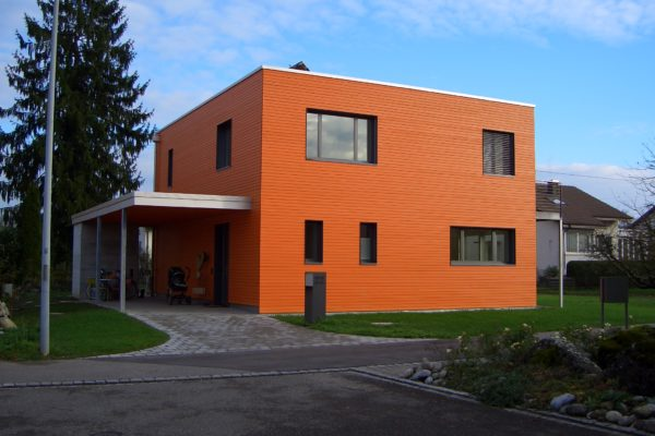EFH Neubau, Staufen
