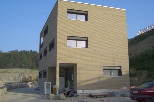 Neubau Betriebsgebäude, Lufingen
