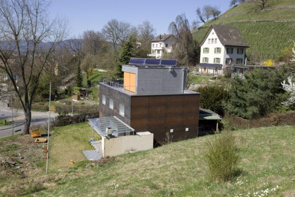 EFH Umbau, Lenzburg