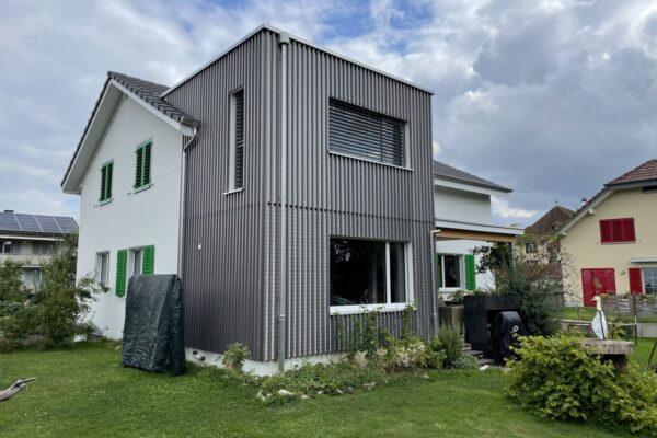 Umbau EFH Schafisheim